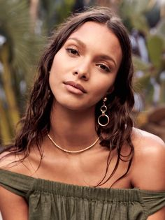 Free People March 2017 catalog model Lais Ribeiro via freepeople /Â fe / fgr