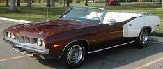 1971 Plymouth Barracuda for sale 2122946 Hemmings Motor News Trucks For Sale, Cars For Sale, Plymouth Barracuda, Sweet Cars, Mustang Cars, Us Cars, American Muscle Cars, Mopar, Vintage Cars