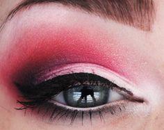 Sailor Moon: Tuxedo Mask Inspired Eye Makeup