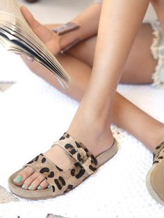 Free People Rosewood Footbed Sandal at Free People Clothing Boutique