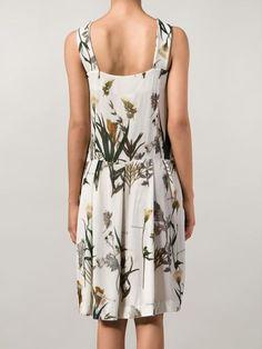 H. Lorenzo X Dongliang Deepmoss Tank Dress - H. Lorenzo - Farfetch.com
