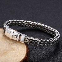 Metal Necklaces, Metal Bracelets, Bracelets For Men, Sterling Silver Bracelets, Silver Chain For Men, Chains For Men, Skull Necklace, Men Necklace, Steel Jewelry