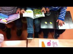 Le projet #defilire pour une Twittclasse de maternelle.