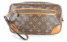 Louis Vuitton Compiegne Dragonne Clutch Pouch Wristlet. Get the trendiest Clutch of the season! The Louis Vuitton Compiegne Dragonne Clutch Pouch Wristlet is a top 10 member favorite on Tradesy. Save on yours before they are sold out!