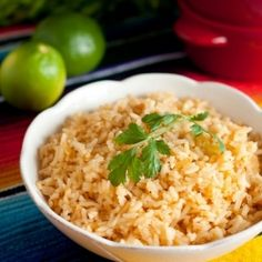 Only 4 ingredients to incredible Authentic Mexican Rice! I've been making this for years.