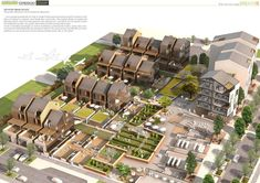 """Winner of the Christchurch """"Breathe - The New Urban Village Project"""" competition"""