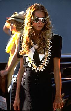 James King as Betty in Touchstone Pictures' Pearl Harbor - 2001