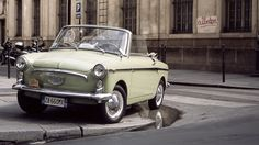 The Classiest Fiat 500 You Can Have Is A '59 Bianchina