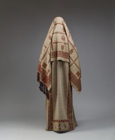 Palestinian ensemble via The Costume Institute of the Metropolitan Museum of Art