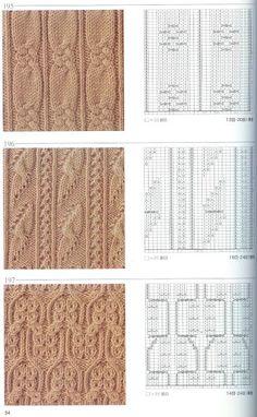 20 patrones gratis de tejido en Dos Agujas | Crochet y Dos agujas