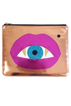34 Gorgeous Clutches To Carry This Weekend #refinery29  http://www.refinery29.com/small-going-out-clutches#slide7