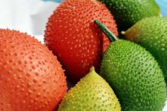 Health Benefits of Gac fruit and the easiest way to incorporate into your daily diet. Nutrition Tips, Fitness Nutrition, Health Benefits, Health Tips, Colorful Fruit, Healthy Lifestyle, Healthy Eating, Fashion Lookbook, Women's Fashion