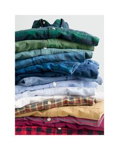 On our radar: J.Crew men's oxford shirts. Imagine your favorite office shirt, but now featuring plaids like your favorite flannels. It's like adding bacon to your burger.