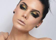 【ρinterest: LizSanez✫☽】  Linda Hallberg Makeup - Bella emerald
