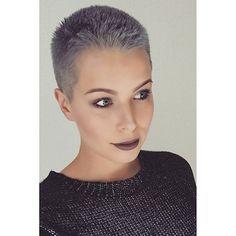 82 Besten Friseur Bilder Auf Pinterest Kurzhaarschnitte Pixie Cut