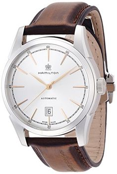 Hamilton Men's 'American Classic Spirit Of Liberty' Swiss Automatic Stainless Steel Casual Watch, Color:Brown (Model: H42415551) https://www.carrywatches.com/product/hamilton-mens-american-classic-spirit-of-liberty-swiss-automatic-stainless-steel-casual-watch-colorbrown-model-h42415551/ Hamilton Men's 'American Classic Spirit Of Liberty' Swiss Automatic Stainless Steel Casual Watch,...