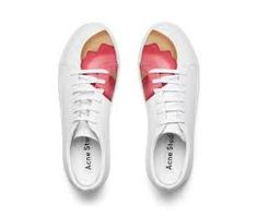 f559242435 Adriana doughnut print sneakers from the emoji capsule collection