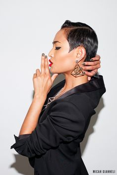 Micah Gianneli_Best top personal style fashion blog_Rihanna style_