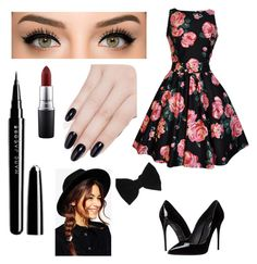 """""""Untitled #8"""" by mina-mcgill on Polyvore featuring Dolce&Gabbana, MAC Cosmetics, Marc Jacobs, ncLA, ASOS and claire's"""