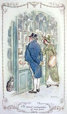 "The Admiral in Bath, Jane Austen's ""Persuasion."""