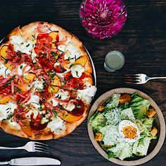 Monza is best known for their artisanal pizza scene, but don't let that shy you away from the rest of their menu if you're looking for a healthy option. Monza has some of Charleston's best Italian fare and salads. Carolina Girls, The Escapists, Quick Weekend Getaways, Artisan Pizza, Short Vacation, Healthy Options, Vegetable Pizza, Charleston, Salads