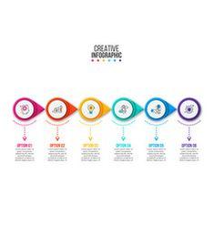 Arrows infographic template for diagram vector Circle Infographic, Infographic Templates, Free Vector Images, Vector Free, Circle Diagram, Circle Arrow, Process Chart, Computer Vector, Vector Online