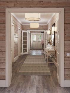 Dream Home Design, My Dream Home, Home Interior Design, Interior Decorating, Cabin Homes, Log Homes, Log Home Interiors, Wooden House, House In The Woods