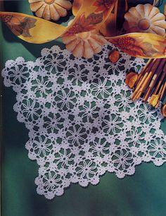 Kira crochet: Crocheted scheme no. 476
