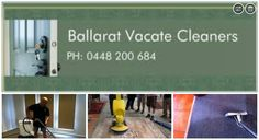 House Cleaners In Ballarat | Ballarat Vacate Cleaners  Are you looking for a professional carpet cleaning assistance in Ballarat? If yes, then contact Ballarat Vacate Cleaners to avail the most promising carpet steam cleaning services for any sort of carpet. We have made ourselves available for all sorts of carpet cleaning jobs anywhere in Ballarat. Address.69 Haddon School Road Haddon Victoria 3351  Phone No.0448 200 684