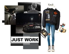 """""""this is only my dreams. you should not be here"""" by sadyou ❤ liked on Polyvore featuring art"""