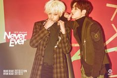 Bambam & Mark | GOT7 | Never Ever comeback