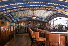 3   12 Buildings To See In New York Before You Die   Della Robbia Bar
