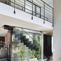 une maison moderne qui invite le jardin lintrieur - Deco Interieur Maison Contemporaine