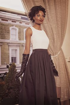 Olivia Pope would give life in this. Scandalous Fashion. #Scandal Fabryan Autumn/Winter 2013 Collection | Zen Magazine Africa via #pinterest