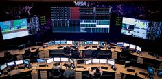 Visa's new security center if amazing! Enough to make any geek go weak in the knees!