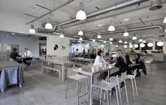 Coworking Space - Club Workspace Kennington, London, UK