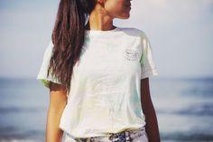 Zealous Captain Coconut Tshirt Tie dye (C) Lucia Gulminelli