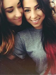 Ally Hills and Stevie Boebi by Rush   We Heart It