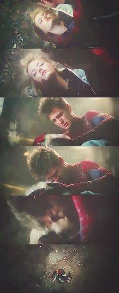 death of gwen stacy, amazing Spider-Man 2