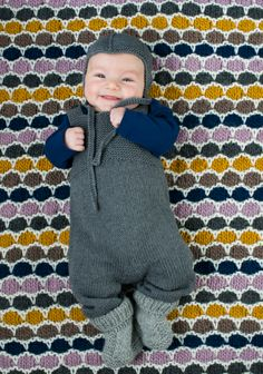 Ravelry: Nr 7 Sparkebukse pattern by Sandnes Design Knitting For Kids, Baby Knitting Patterns, Baby Patterns, Knitting Projects, Brei Baby, Baby Pants, Kids Wear, Ravelry, Knit Crochet
