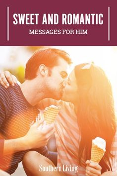 When it comes to Southern romance, it's no secret that choosing the right words is important. If you need a dash of inspiration, explore these short love messages and quotes about love for a little help with telling your beloved just how much you care! #lovequotes #romanticquotes #quotesaboutlove #southernliving Romantic Messages For Him, Messages For Her, Romantic Quotes, Me As A Girlfriend, Girlfriend Quotes, Boyfriend Quotes, Best Quotes, Love Quotes, Inspirational Quotes