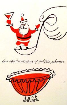 Vintage Christmas Party Invitations   worldofmateo   Flickr