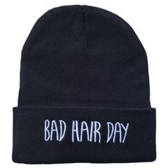 POR ENCOMENDA - Touca Bad Hair Day