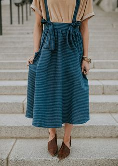 Gretchen Overall Skirt $82