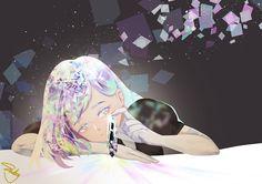Tags: Pixiv, Houseki no Kuni, Diamond (Houseki no Kuni), Pixiv Id 9875376
