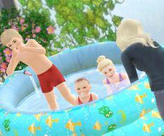 My Sims 3 Blog Blush Baby Skin Blend Sims 3 Cc Custom