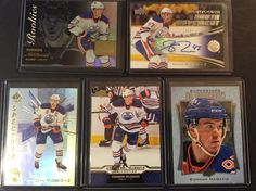 15-16 Upper Deck Contours Youth Movement Autograph Connor McDavid #04/49 & Bonus #UpperDeck #EdmontonOilers
