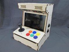 Tutorial Raspberry Pi: construye una máquina Arcade #Raspberrypi #diy #tutorial                                                                                                                                                                                 Más