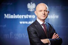 Minister Finansów na UEP