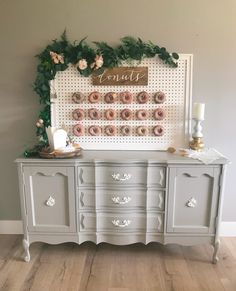 Donut Wall Rental created, styled, and available from Joonie and Joe!